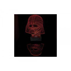 Paladone Lampe Star Wars Darth Vader effet 3D 25 cm
