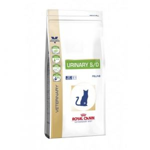 Royal Canin Veterinary Diet Urinary S/O (LP 34) 9kg - Croquettes pour chat
