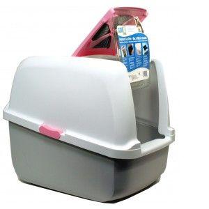 Catit Maison de toilette nouvelle génération