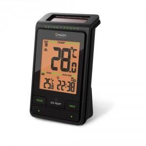 Oregon scientific RMR802 - Thermomètre intérieure et extérieure double alimentation