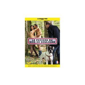 DVD - réservé Le pervers du bois de Boulogne