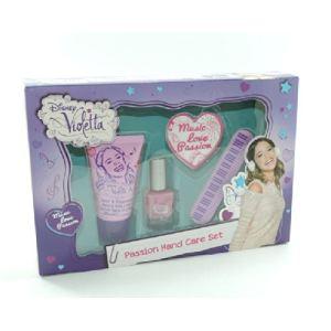 Beauty and Care Set manucure Violetta