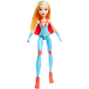 Mattel Poupée Supergirl 30 cm - DC Super Hero Girls