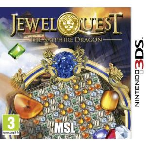 Jewel Quest 6 : le Dragon de Saphir [NDS]