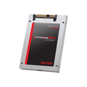 "Sandisk SDLLOCDR-038T-5CA1 - Disque SSD Optimus Max 4 To 2,5"" SAS"