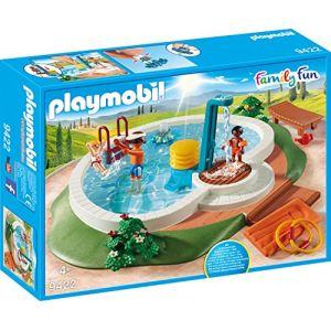 Playmobil Piscine avec douche - 9422