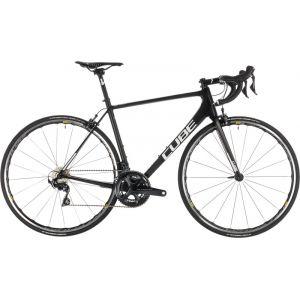 Cube Bike Velo de route litening c 62 pro shimano ultegra 11v 2019 blackline noir blanc 56 cm 175 185 cm