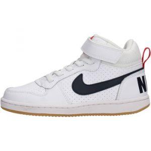 Nike Chaussures enfant - Court borough mid bco 870026-107 multicolor - Taille 28,30,31,32,33,34,35,29 1/2