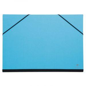 Clairefontaine Carton à dessin de couleur, 37 cm x 52 cm, A3 - 37x52cm, Turquoise