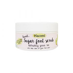 Nacomi Sweet...Sugar foot scrub - Gommage pieds au sucre