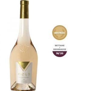 Gold 2018 Côtes de Provence Vin rosé de Provence