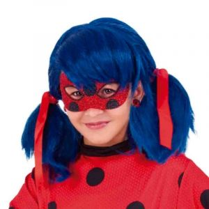 Masque brillant Ladybug enfant