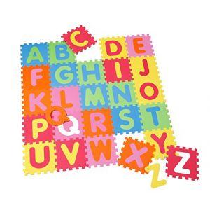 Knorrtoys Tapis puzzle Lettres 26 pièces