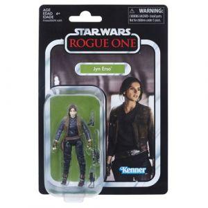 Hasbro Figurine vintage Black Series 10 cm - Star Wars - Jyn Erso