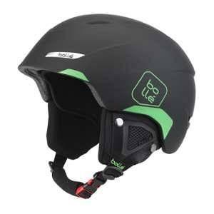 Bollé B-YOND Soft Black & Green 58-61CM