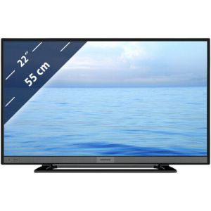 Grundig 22VLE522BG - Téléviseur LED 55 cm