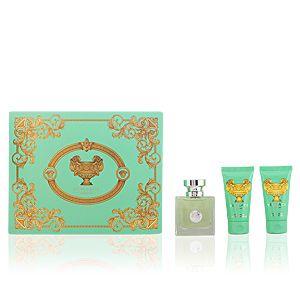 Versace Versense - Coffret eau de toilette, lait pour le corps et gel douche