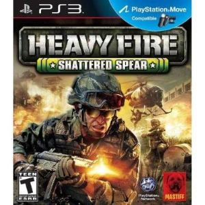 Heavy Fire: Shattered Spear (PS Move) [PS3]