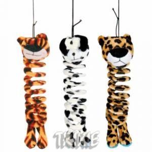 Trixie Jouet peluche sur ressort à suspendre pour chat et chaton