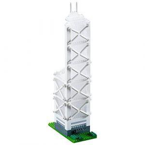 Brixies 410125 - Banque de Chine 3D-Motif