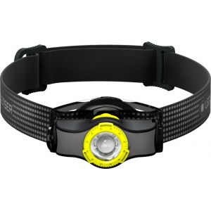 Led lenser MH3 Headlight, black/yellow Lampes frontales