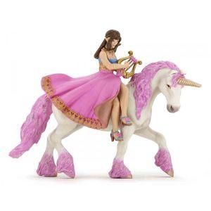 Papo 39057 - Princesse à la lyre sur son cheval