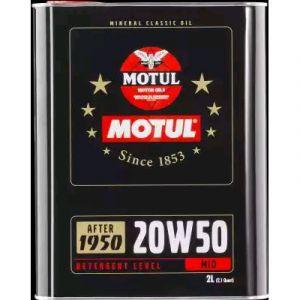 Motul Classic 20W-50 (2 l)