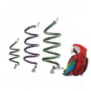 Karlie Corde spirale en coton pour oiseaux 24 cm