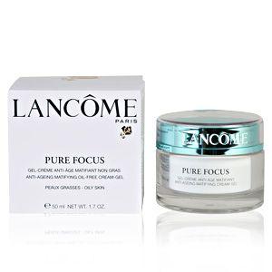 Lancôme Pure Focus - Gel-crème anti-âge matifiant non gras pour peaux grasses