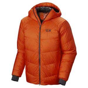 Mountain hardwear Vestes Mountain-hardwear Nilas - State Orange - Taille L