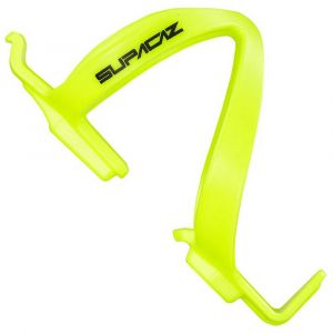 Supacaz Fly Cage Poly Porte bidon vélo, VTT Mixte Adulte, Neon Yellow, FR Unique Fabricant : Taille One sizeque