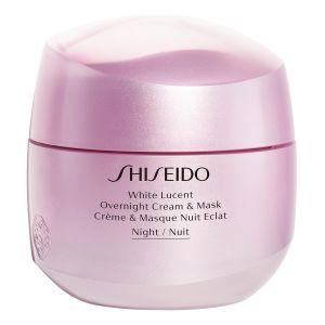 Shiseido White Lucent - Crème & Masque Nuit Eclat - 75 ml