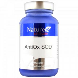 Nature Attitude AntiOx SOD - 30 gélules