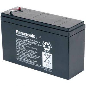 Panasonic Batterie au plomb 12 V, 2,6 Ah (l x h x p) 151 x 94 x 51 mm UP-VWA1232P2
