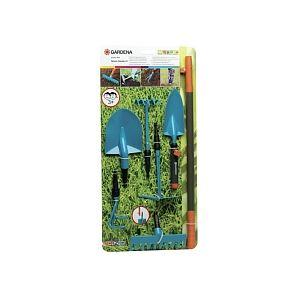 Gardena Set d'outils de jardinage