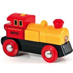 Brio Locomotive à pile bi directionnelle