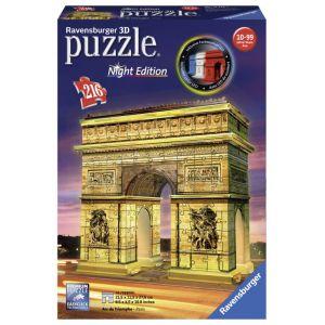 Ravensburger Puzzle 3D Arc de Triomphe 216 pièces