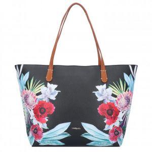 Desigual Oima Shopper Women 40 cm Black/ Multicolor