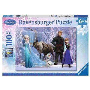 Ravensburger Puzzle Frozen La Reine des Neiges 100 pièces XXL