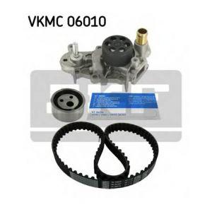 SKF Kit de distribution avec pompe à eau VKMC06010