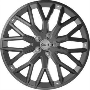 Gulf 4 enjoliveurs noir/gris GT40 16 pouces