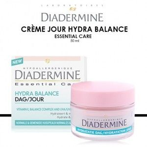 Diadermine Hydra balance - Soin de jour