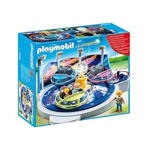 Playmobil 5554 Summer Fun - Attraction avec effets lumineux