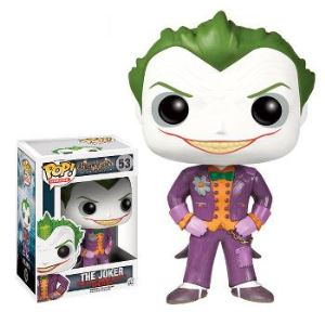 Funko Figurine Pop! Batman : Joker Arkham Asylum