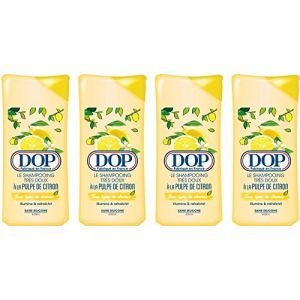 Dop Shampoing très doux à la pulpe de citron