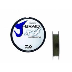 Daiwa TRESSE J BRAID X4B VERT - 270M 21/100