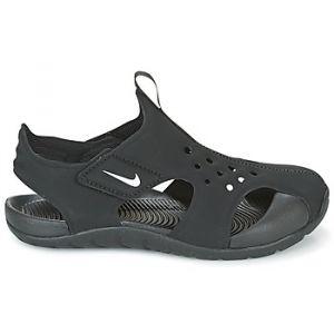 Nike Sandales enfant SUNRAY PROTECT 2 CADET Noir - Taille 35