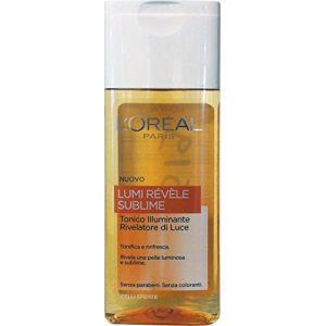 L'Oréal Lumi Révèle Sublime Tonico Illuminante Pelli Spente - 200 ml