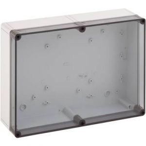 Spelsberg Coffret d'installation TK PS 1313-10-t 11150501 gris clair (RAL 7035) 130 x 130 x 99 Polycarbonate, Polystyrè