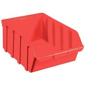 Viso Bac à bec en polypropylene 450x180x302mm rouge